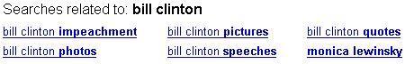 Bill Clinton - Screen capture
