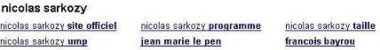 Nicolas Sarkozy - Screen capture